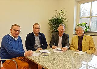 De Groene Stroom Contract tekenen